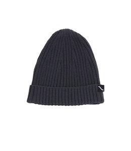 CarlijnQ Knit basics - beanie (grey)
