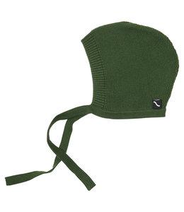 CarlijnQ Knit basics - bonnet (green)