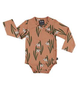 CarlijnQ Snow drop - kimono bodysuit