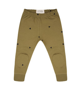 Little Indians Marlon Legging Small Triangle Olive
