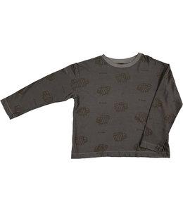 Bonmot Long sleeved T-shirt Zebras Fungui