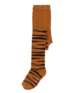 Maed for Mini Golden Tiger Tights