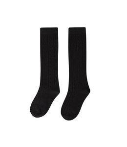 Maed for Mini Black Panther Knee Socks