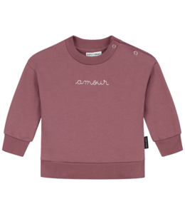 Daily Brat Mini amour sweater camille rose