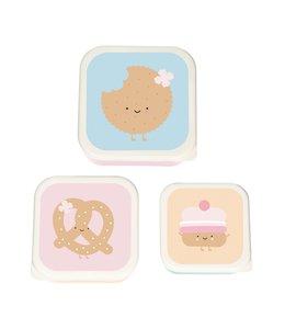 Ay Kasa - Eef Lillemor Sweeties - Lunchbox Set of 3