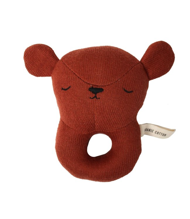 Ay Kasa - Eef Lillemor Baby Rattle – Grizzly