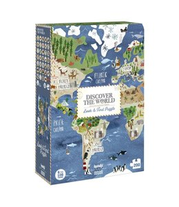 Londji Puzzle - Discover the world