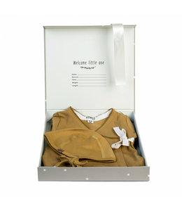 Kidwild Kimono gift set Curry