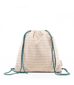 Sticky Lemon Drawstring bag - Grass green