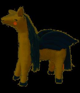 MeriMeri Chloe Pegasus Toy