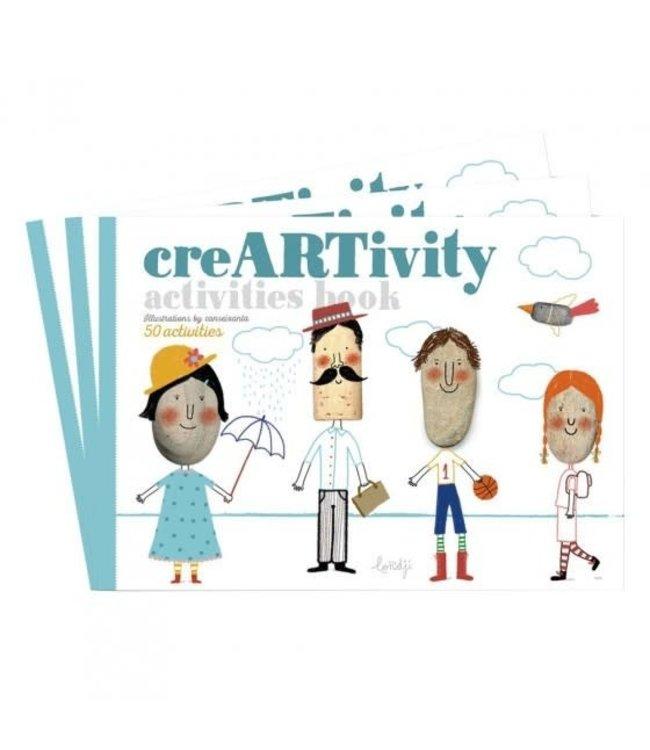 Londji Activities book - Creartivity