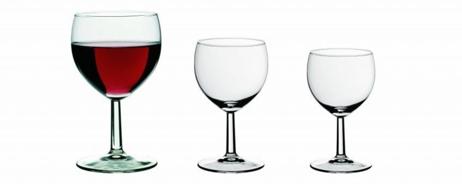 """Glasserie """"Ballon"""" - Qualitätsweingläser"""
