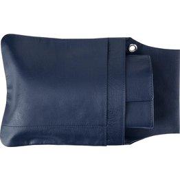 Revolvertasche dunkelblau