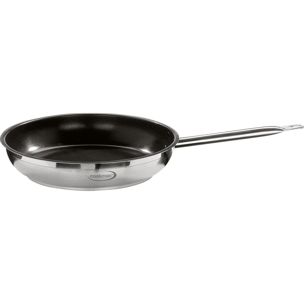 """Bratpfanne rund, antihaft """"Cookmax Professional"""" 24cm"""