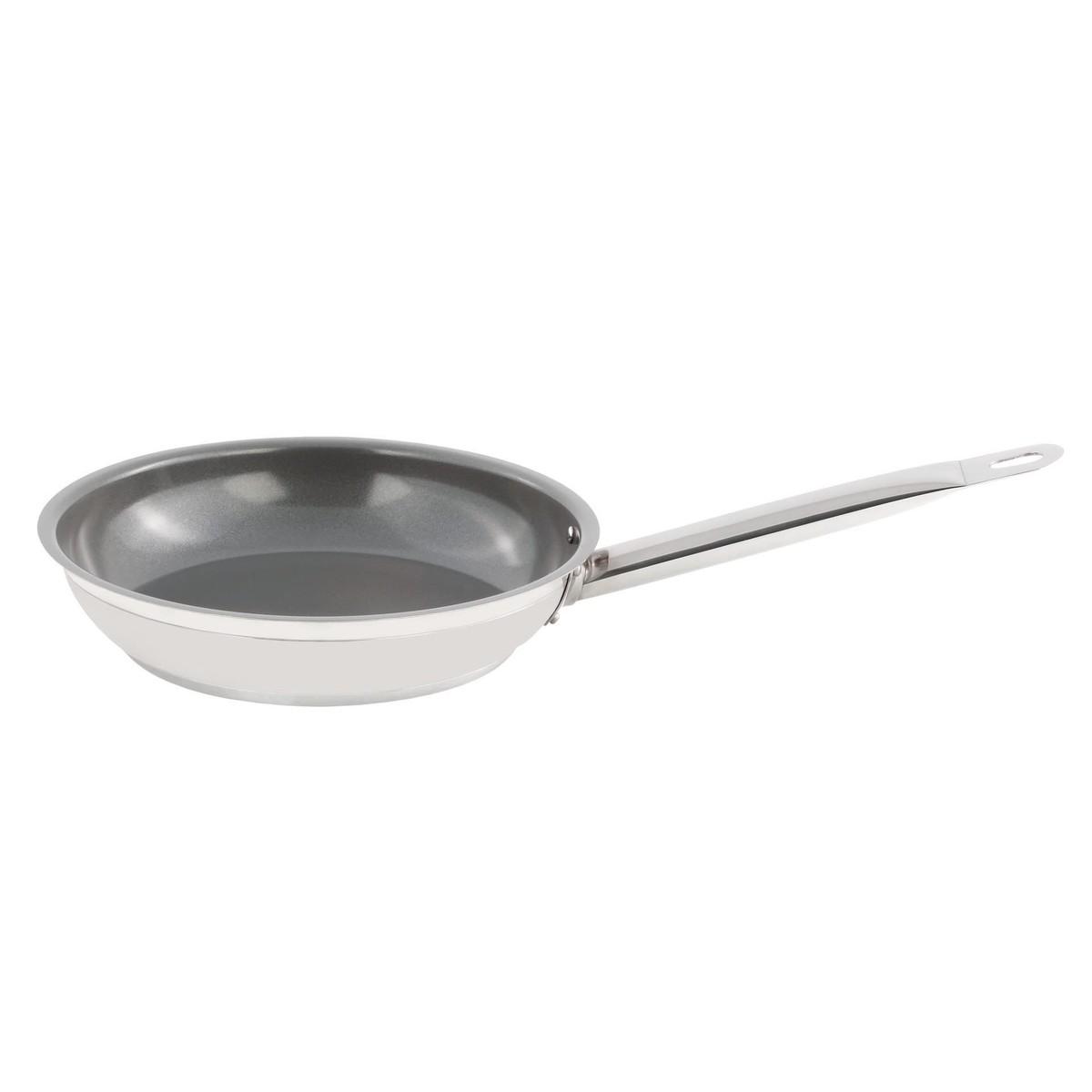 """Bratpfanne keramikbeschichtet """"Cookmax Professional"""" Ø28cm H: 5,5cm"""