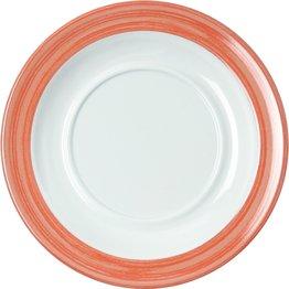 "Tasse untere ""Colour"" Ø14cm Melamin  orange"