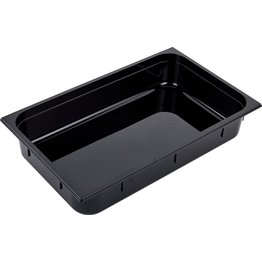GN Behälter 1/1 Polycarbonat schwarz T: 100mm, 15L - NEU