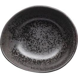 """Porzellanserie """"Ebony"""" Schale 15,8x14cm - NEU"""