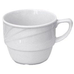 """Hotelporzellan """"Nizza"""" Tasse obere Kaffee"""