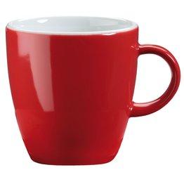 Latte Macchiatotasse obere rot