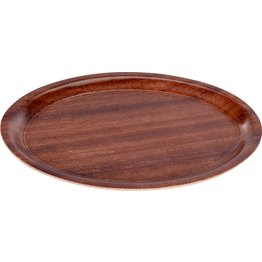 Serviertablett oval 23x16cm