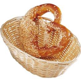 Brot-/Servierkorb oval