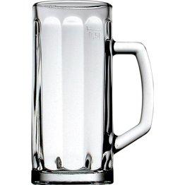 """Bierkrug """"Bern"""" 0,5 L mit Füllstrich"""