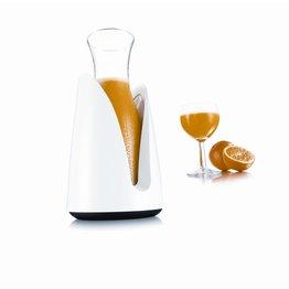 Tischkühler weiß inkl. Karaffe mit Deckel