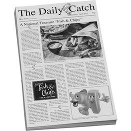 "Wachspapier ""Zeitung"""