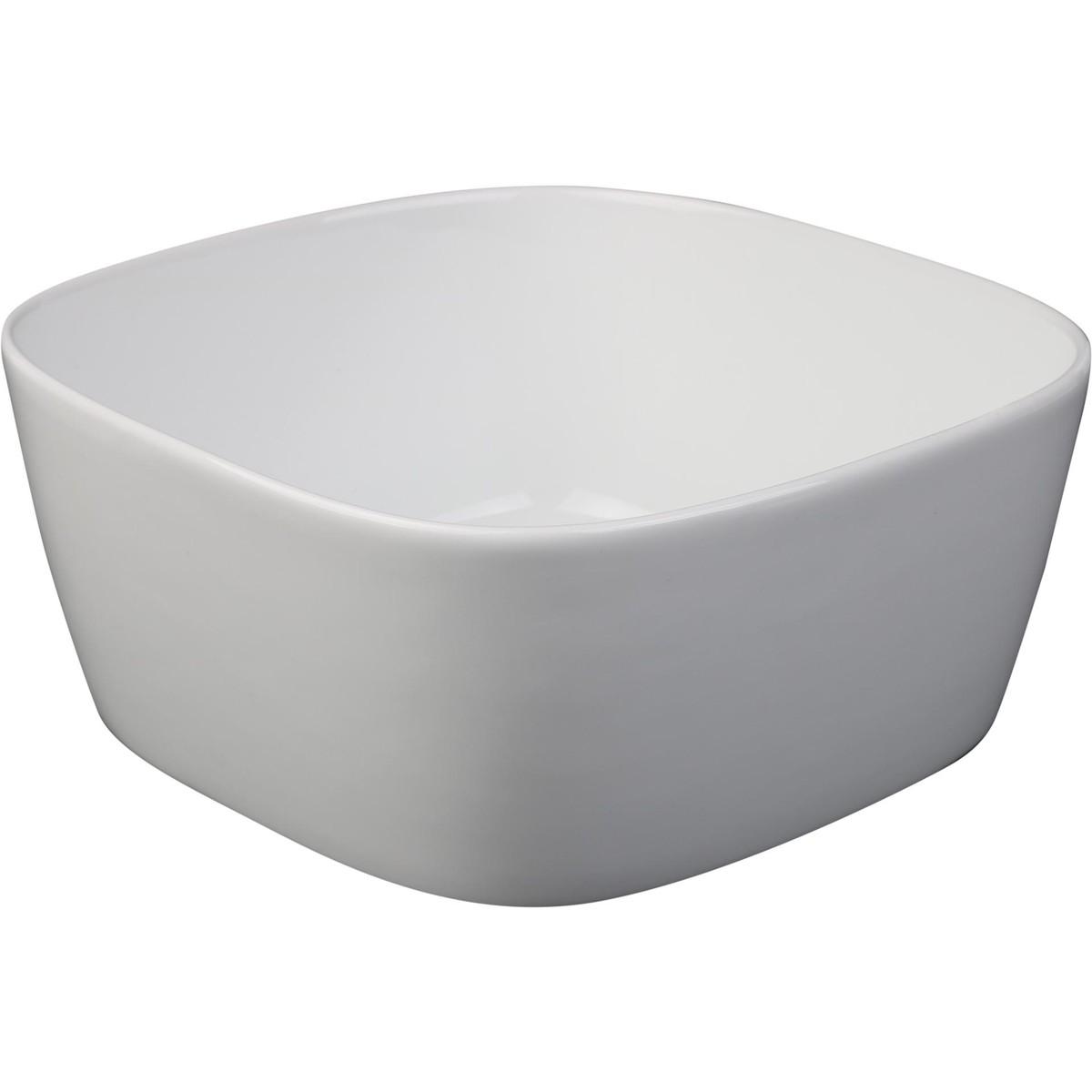 """Porzellanserie """"Skagen"""" High Alumina  Schale 25,5 cm, weiß"""