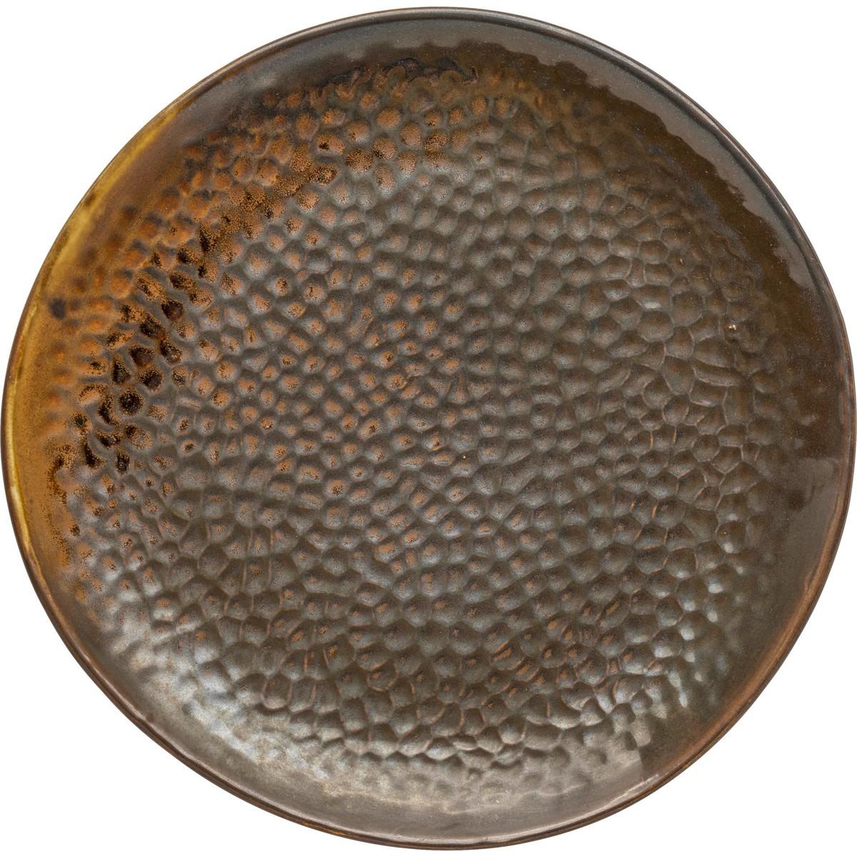 "Porzellanserie ""Rusty"" Teller flach Ø20,3cm"