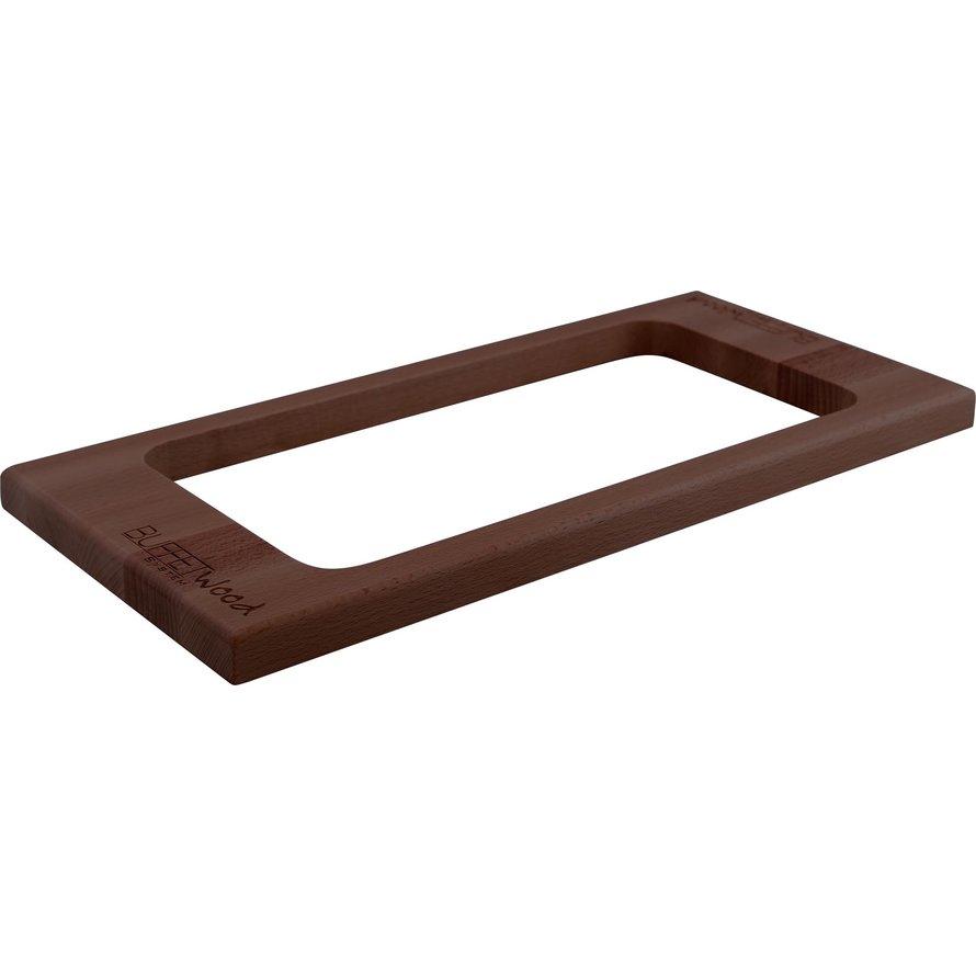 "Buffetsystem ""Wood"" GN 1/3  Rahmen 40x19x2cm"