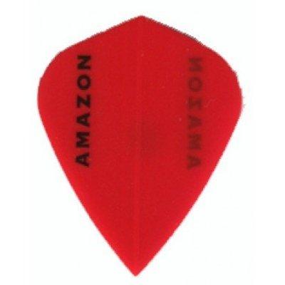 Piórka Amazon 100 Kite Red