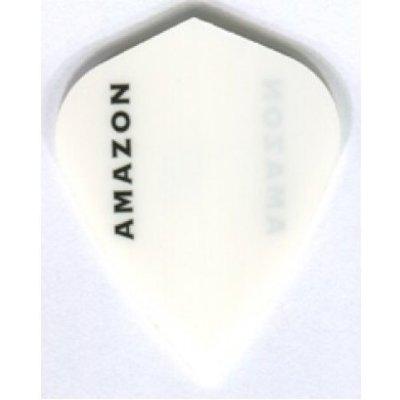 Piórka Amazon 100 Kite White