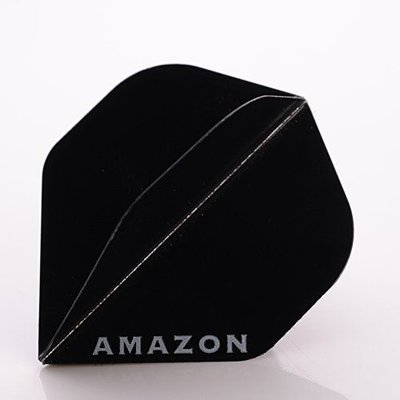 Piórka Amazon 100 Przezroczysty Black