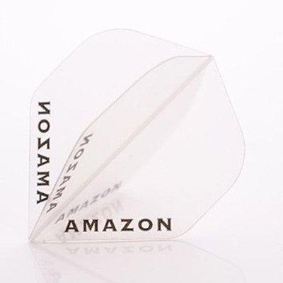 Piórka Amazon 100 Przezroczysty Natural