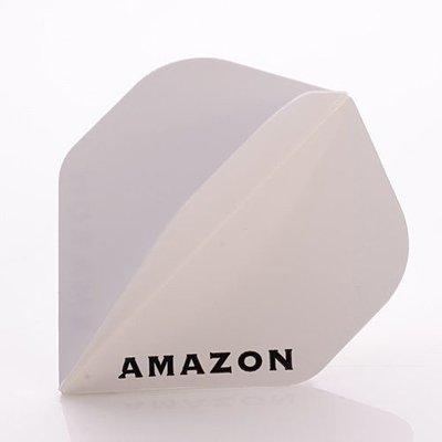 Piórka Amazon 100 White