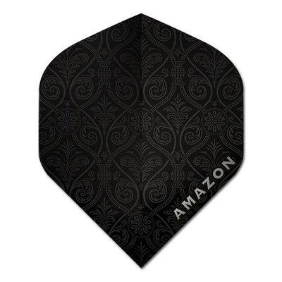 Piórka Amazon Pattern 100 Black