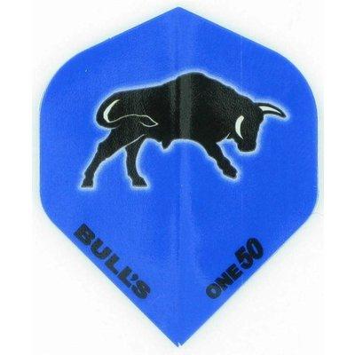 Piórka Bull's One50 - Blue