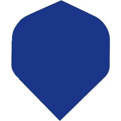Piórka Bull's One50 - Blue Plain