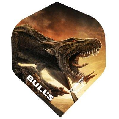 Piórka Bull's Powerflite - Raptor