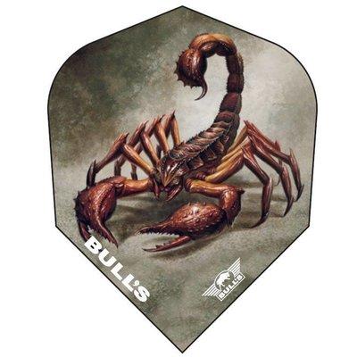 Piórka Bull's Powerflite - Scorpion