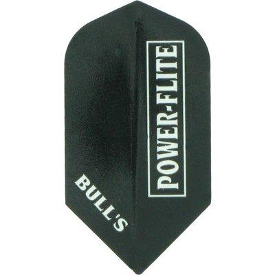 Piórka Bull's Powerflite - Solid Slimline Black