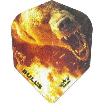 Piórka Bull's Powerflite Bear