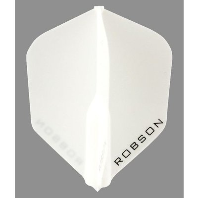 Piórka Bull's Robson Plus Piórek Std.6 - White