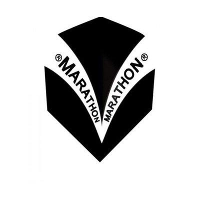 Piórka Harrows Marathon V Black