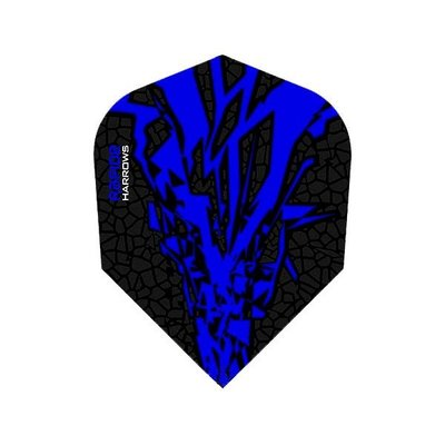 Piórka Harrows Rapide-X Blue