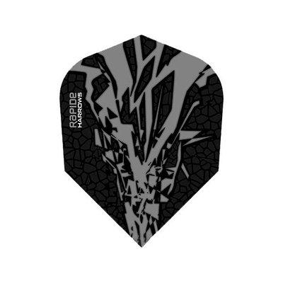 Piórka Harrows Rapide-X Grey