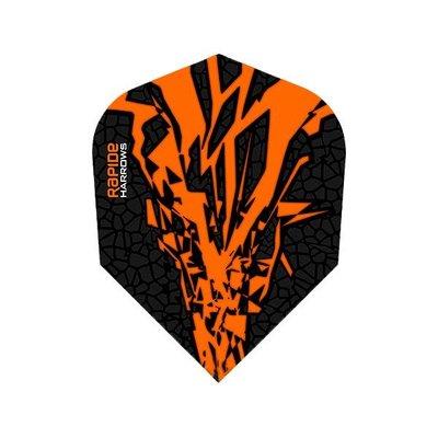 Piórka Harrows Rapide-X Orange