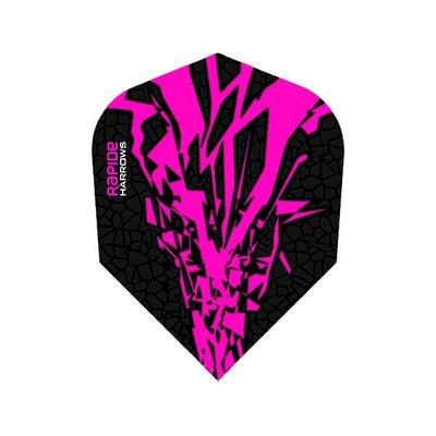 Piórka Harrows Rapide-X Pink